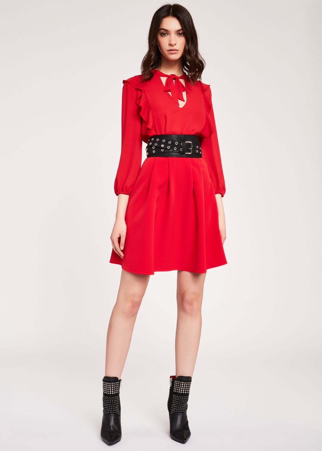 Vestido rojo Gaudi