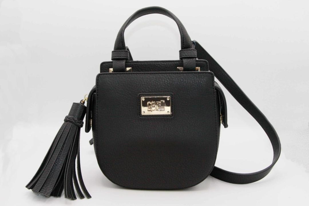bolso negro cavalli