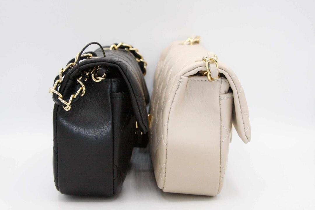 bolso pequeño acolchado
